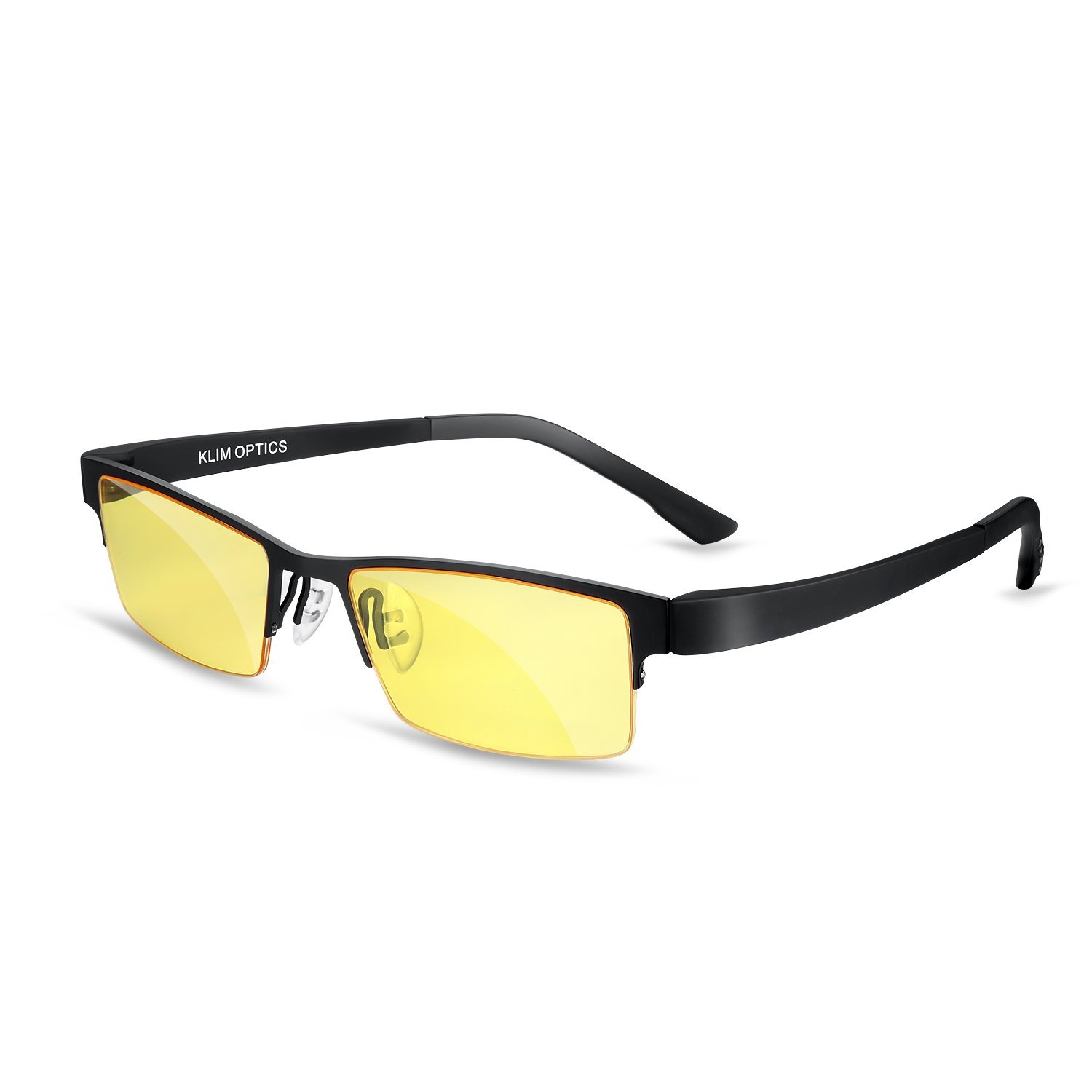 lunette gamer anti lumiere bleue KLIM Optics